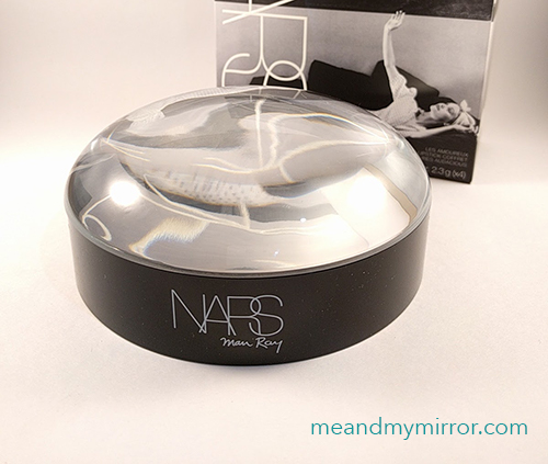 Nars Man Ray Les Amoureux Audacious Lipstick Coffret #8459 - Packaging