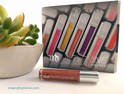 Urban Decay HI-FI Shine Ultra Cushion Lipgloss - Naked