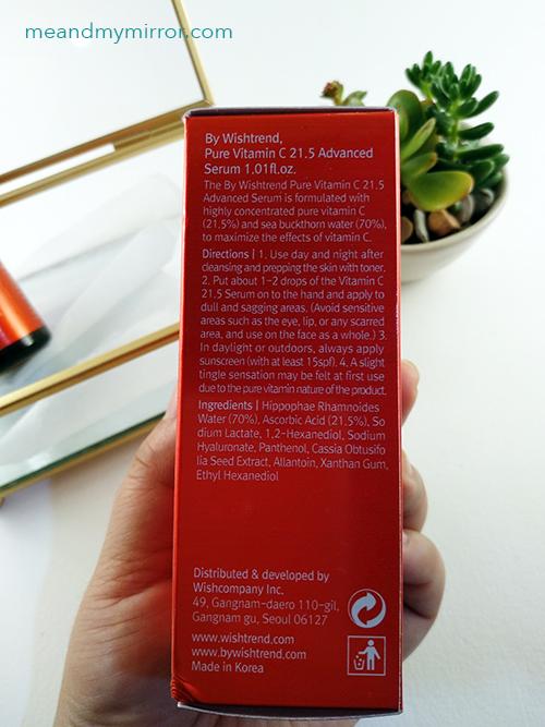 Pure Vitamin C 21.5 Advanced Serum