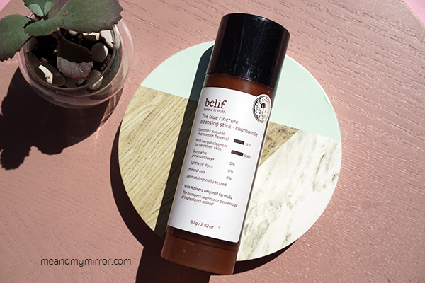 Belif - The True Tincture Cleansing Stick (Chamomile)