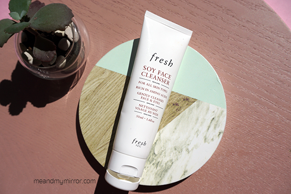 Fresh - Soy Face Cleanser (mini size)