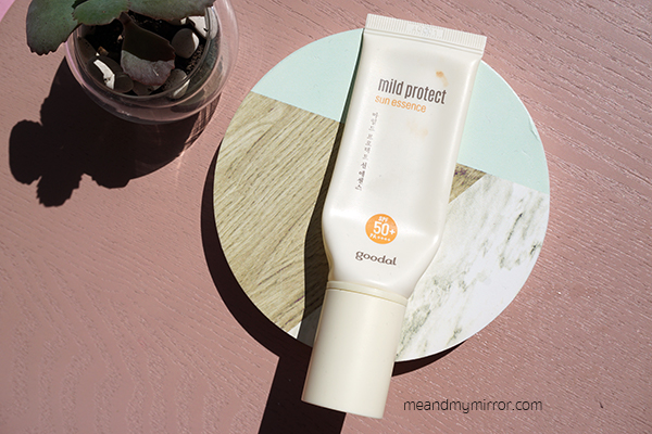 Goodal - Mild Protect Essence Sun SPF50+/PA+++