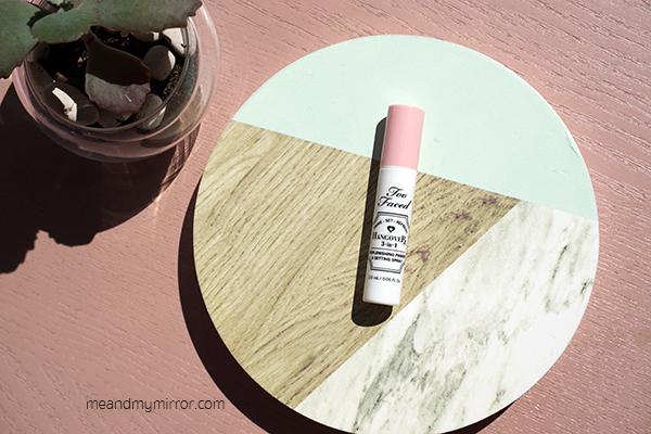Too Faced - Hangover 3-in-1 Replenishing Primer & Setting Spray (mini size)