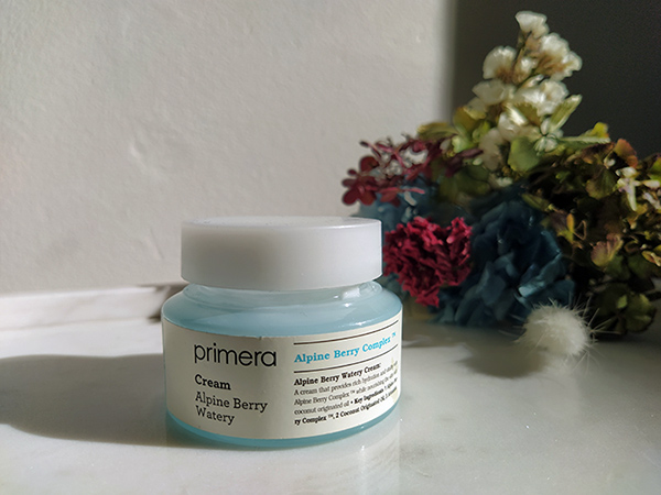 Primera alpine berry moisturiser review